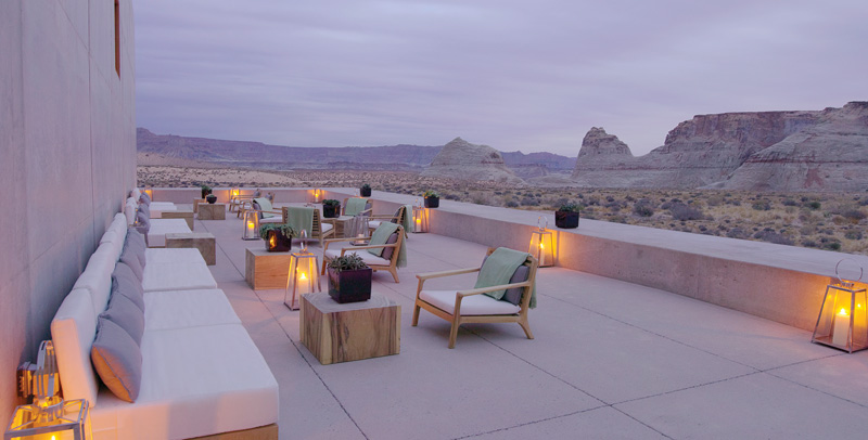 Amangiri---Desert-LoungeDusk