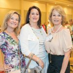 Barb Johnson, Laura Dixon, Kathy Woods