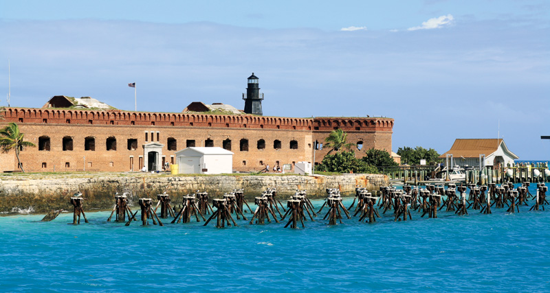 Dry-Tortugas---Fort-Jefferson