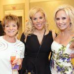Elaine Moorin, Kirsten Ferrara, Shelia Davis