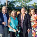 Bill and Chris Barnett, Rich and Dawn Montecalvo
