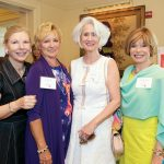 Marilyn Tenzer, Lynne Koffel, Martha Fligg, Barbara Franks