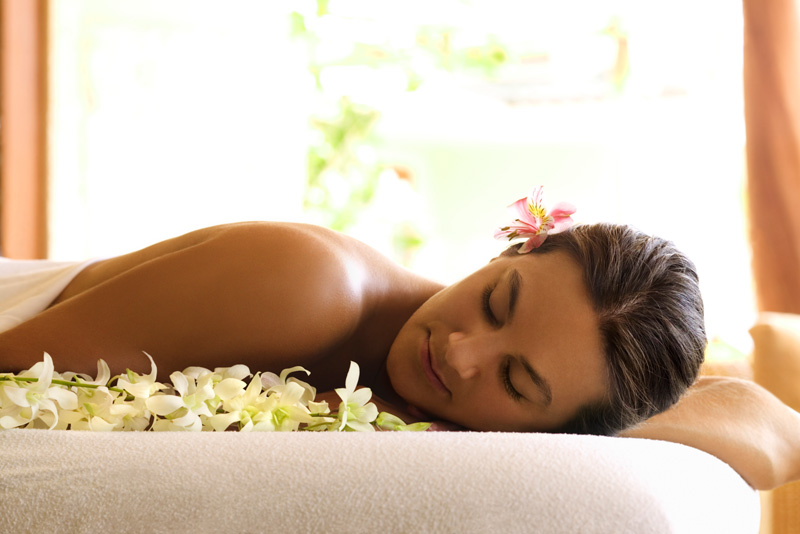 Massage-Spa-Package