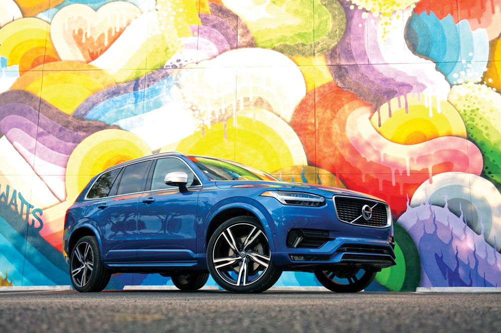 Volvo S New Xc90 T6 Puts Safety First Naples Illustrated