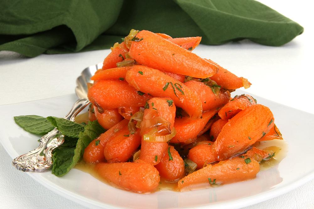 Florida-Wildflower-Honey-Glazed-Carrots