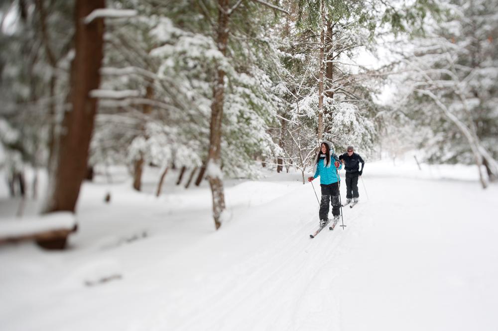 Skiing, Glendorn, Bradford, PA, Relais & Chateaux Resort, Wesern Pennsylvania