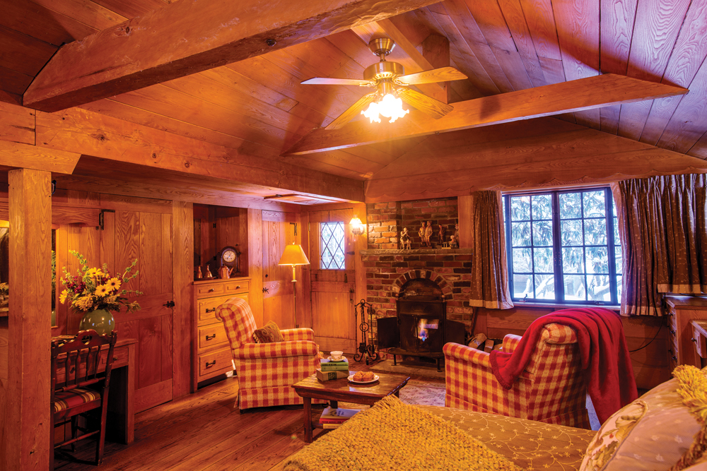 Millers Cabin, Glendorn, Bradford, PA, Relais & Chateaux Resort, Wesern Pennsylvania
