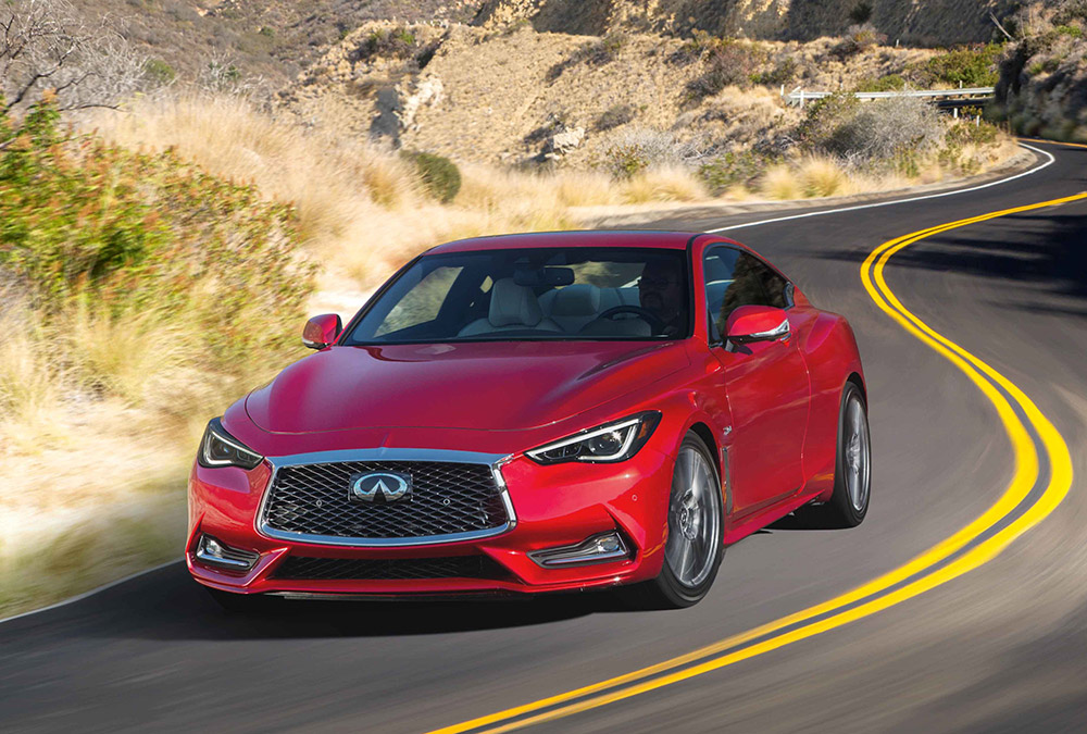 Remember The Stunning G35 And G37 Coupes While Got Re Badged As Q60 In Infiniti S Confuse Er Name Changing Strategy 2017