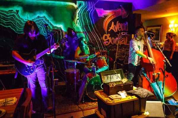 7th Aves Social Band