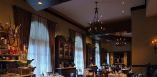 Il Mulino Restaurant, Acqualina Hotel