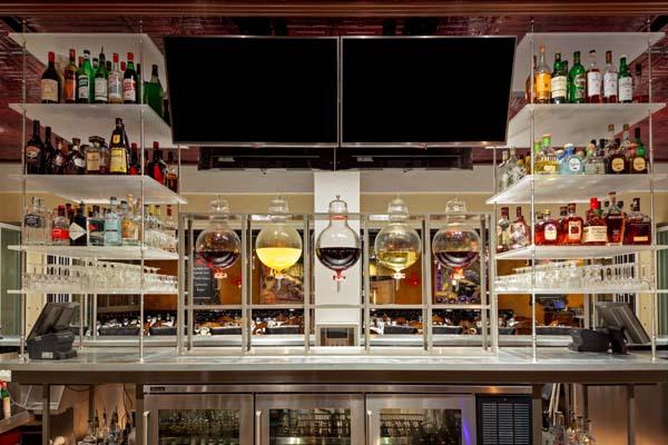 The Continental Bar