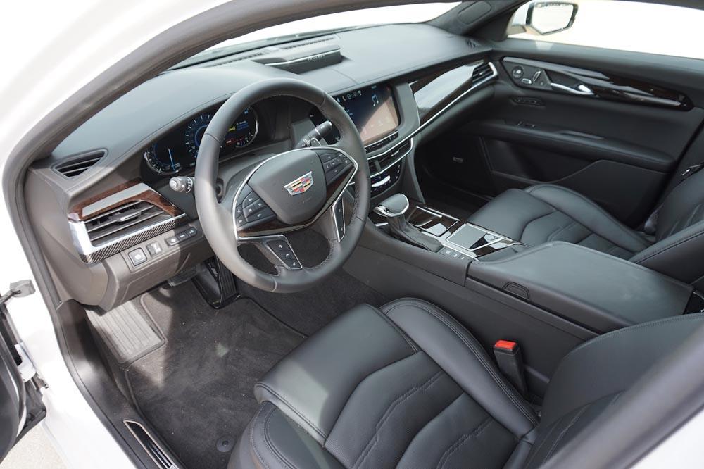 2017 Cadillac CT6 3.0