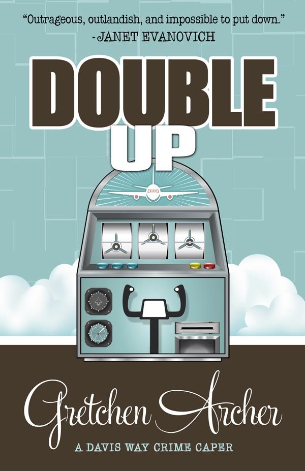 "Gretchen Archer's book ""Double Up"""