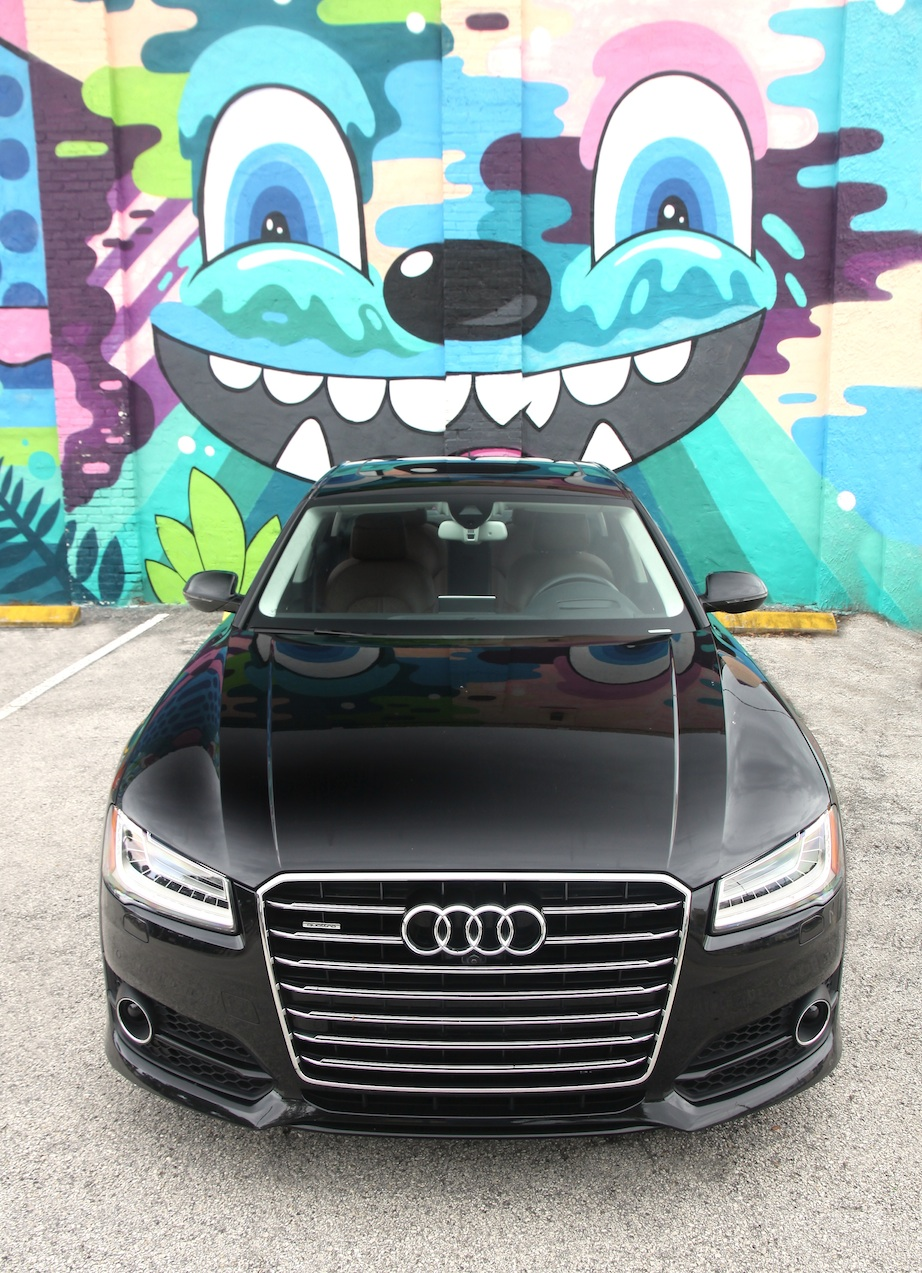 Old School Magic: 2017 Audi A8L 3 0T | Naples Illustrated