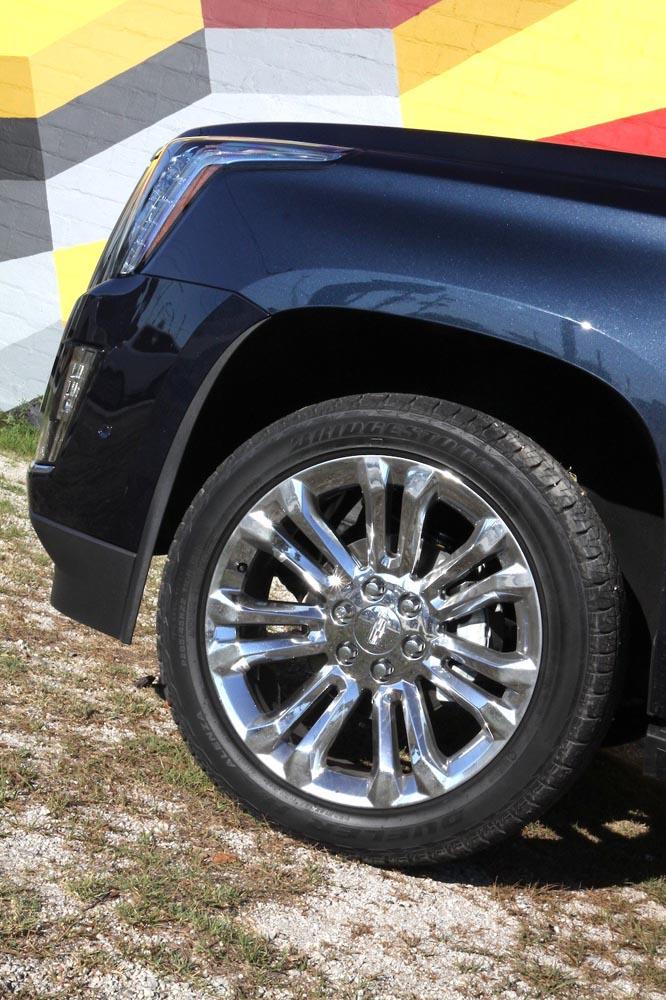 2017 Cadillac Escalade Review