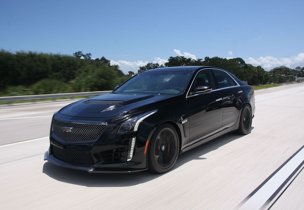 640 Hp Cadillac >> Cadillac's 640-hp CTS-V feels The Force | Naples Illustrated