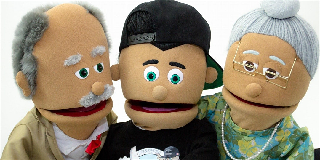 Comedian Joselito Dapuppet