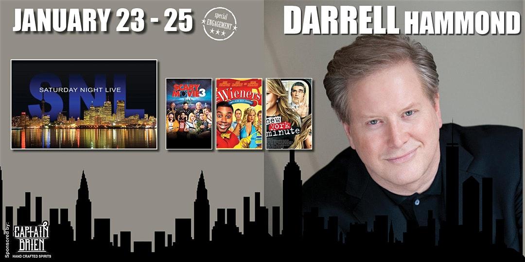 Darrell Hammond