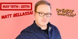 Comedian Matt Bellasai