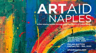 Art Aid Naples 2020 Charity Art Auction