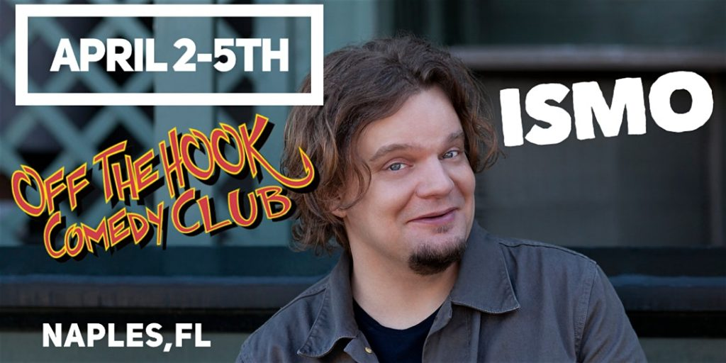 Comedian ISMO