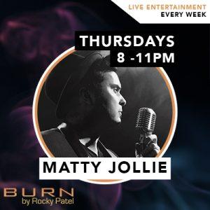 Matty Jollie- Burn