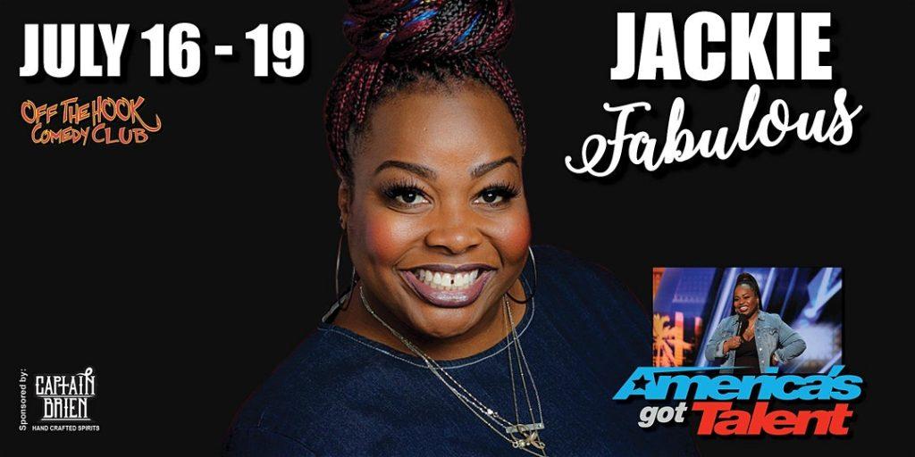 Comedian Jackie Fabulous