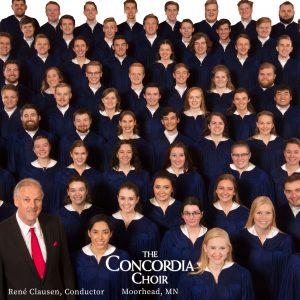 René Clausen and The Concordia Choir Concert