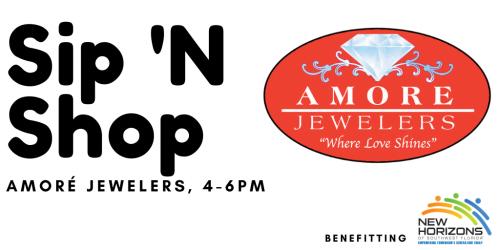 Amoré Jewelers Sip and Shop