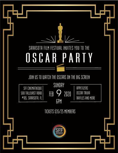 SFF Oscar Party