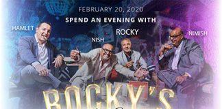 Rocky's Birthday Celebration at BURN by Rocky Patel Naples