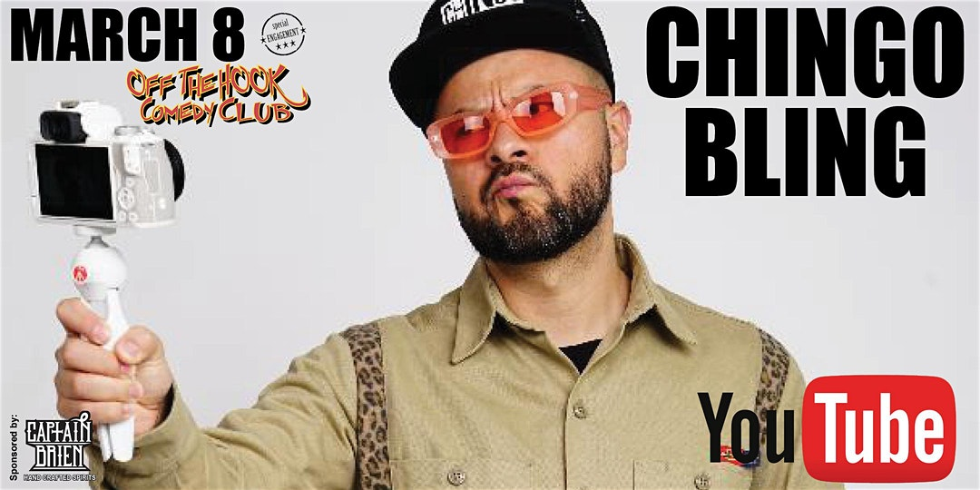 Comedian Chingo Bling Live in Naples, Florida!