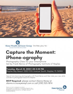 iPhone-ography Class