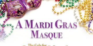 A Mardi Gras Masque: The Gala for Opera Naples