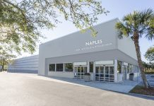 Naples Art, Antique & Jewelry Show Location Image