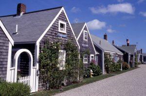 Historic Nantucket Homes Photo by Michael Galvin