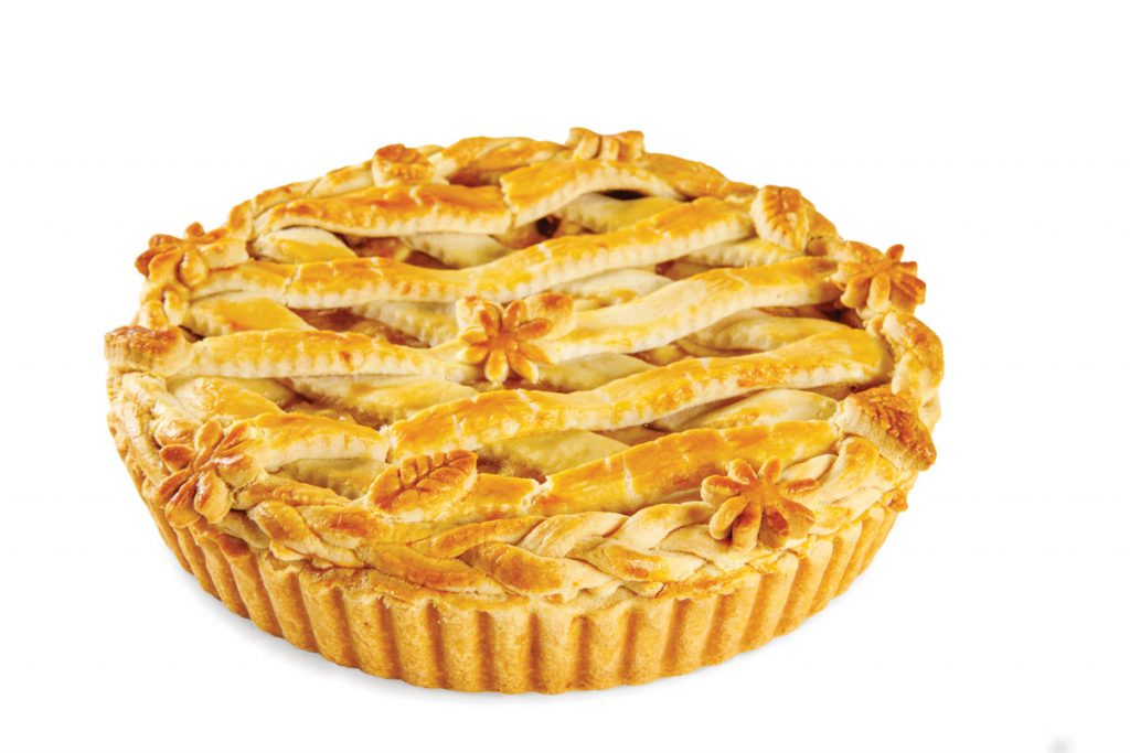 Nothing smells better than mom's apple pie right out of the oven—unless it's one you buy from the best, such as Mikkelsen's Pastry Shop's handmade version ($21). Mikkelsen's Pastry Shop, Naples (mikkelsens pastryshop.com)
