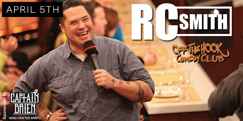 Comedian RC Smith Live in Naples, Florida!