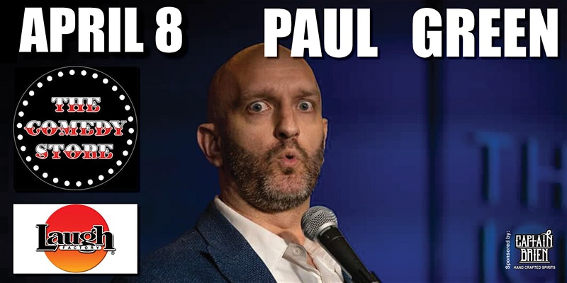 Comedian Paul Green Live in Naples, Florida!