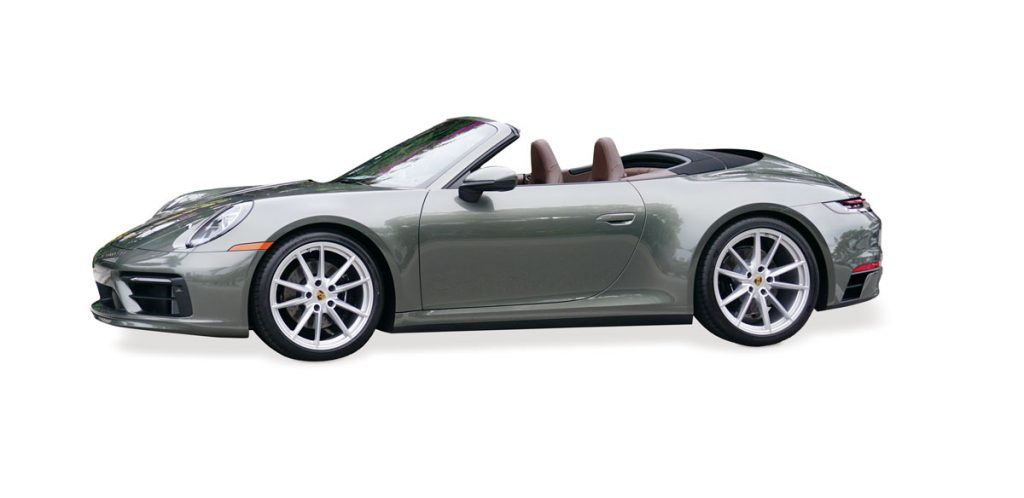 The 2020 Porsche 911 (from $97,400) will have your olfactory receptors on overdrive with endless options, from engines to colors and interior finishes. Porsche, Naples (porschenaples.com)