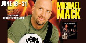 Comedian Michael Mack live in Naples, Florida