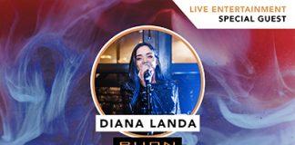 Diana Landa LIVE at Burn