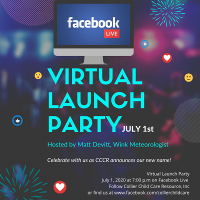 CCCR Rebrand Virtual Launch Party