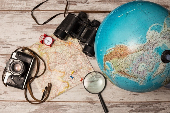 Virtual Travel Educational Series