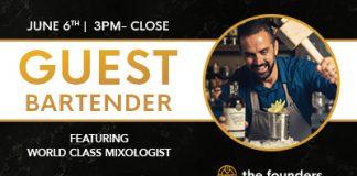 Guest Bartender: Barry Larkin