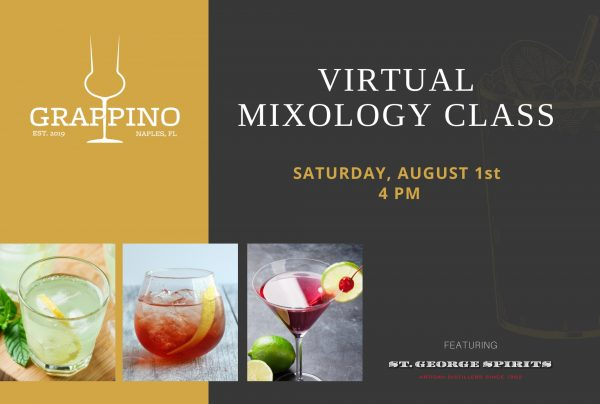 Grappino Virtual Mixology Class