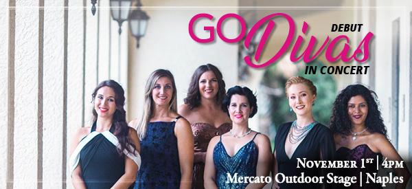 GO Divas Concert