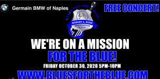 The Blues for the Blue Concert