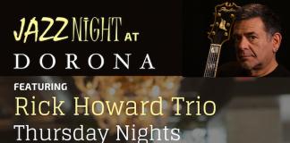 Jazz Night Series at Dorona