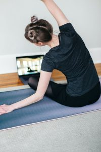 Kari Shea via Unplash Yoga Photo